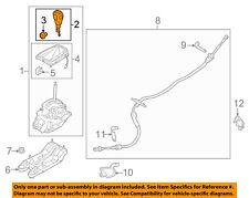 FORD OEM 13-16 C-Max Transmission Gear-Shift Knob Shifter Handle CJ5Z7213FA
