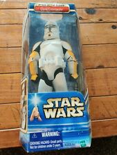 """Star Wars 12"""" Figure Attack of the Clones / Clone Commander new 2002 by Hasbro"""