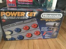 1 Console Box Protector f Nintendo Entertainment System Power Set Video Game NES
