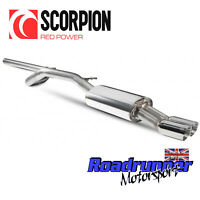 Scorpion Seat Ibiza 1.2 TSi MK4 Exhaust Cat Back System Non Res - Louder SSTS013