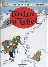 Casterman Herge Les Aventures De Tintin Tintin au Tibet