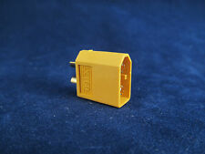 New 1 XT60 XT-60 Male Battery Connectors Plug End Airsoft ESC charge Lipo US