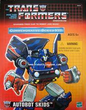 Hasbro Transformers Reissue CS VIII SKIDS