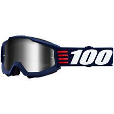 100% Percent Accuri Goggle Art Deco Mirror Lens MX Motocross ONE-50210-348-02