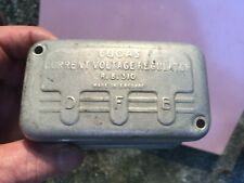 LUCAS RB310 Voltage Regulator Alloy Cover :Fits Late 50's, early 60's Jaguar,