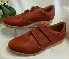 CHAUSSURES HOMME COULEUR ROUILLE MARRON TAILLE 46 MADE IN ITALY