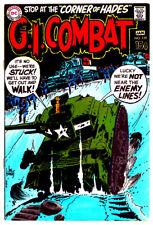 G. I. COMBAT #139 in VF/NM condition grade a 1969 DC WAR comic Joe Kubert cover