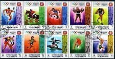 Olympische Spiele München 1972 / Block / Sonderstempel / Mutawakelite Yemen