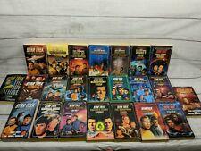 Lot Of 23 Star Trek Books Various Titles