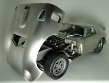 1965 Ford Shelby Cobra Daytona GT Race Car Franklin Mint Pewter 1 12 Concept 40