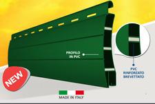 TAPPARELLA AVVOLGIBILE IN PVC RINFORZATO MODELLO SOLE 4,5- prezzo al mq