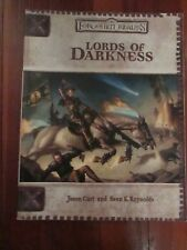 Forgotten Realms: Lords of Darkness : Forgotten Realms Supplement by Sean K. Rey
