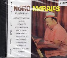 """NORO MORALES - """" EN SU AMBIENTE"""" - CD (MUSICA DE PUERTO RICO)"""