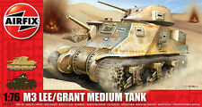 AIRFIX 1:76 KIT CARRO ARMATO M3 LEE/GRANT MEDIUM TANK  ART 01317 SERIE 1