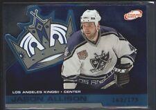 JASON ALLISON 2002/03 PACIFIC ATOMIC #48 BLUE PARALLEL KINGS SP #162/175