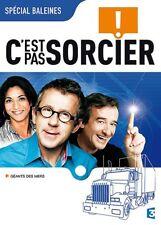 C'EST PAS SORCIER : SPECIAL BALEINE - DVD NEUF SOUS CELLO