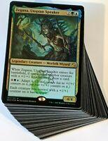 ***Custom Commander Deck*** Zegana - Merfolk & Counters - EDH MTG Magic Cards