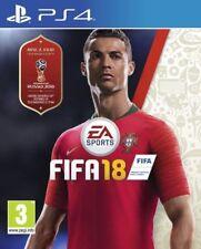 Fifa 18 WM 2018 Edition PS4 Russia ps4 playstation 4 neu ovp eingeschweißt