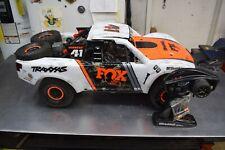 traxxas udr unlimited desert racer Fox shock version