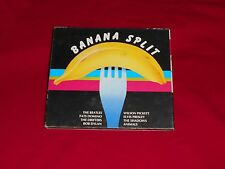 BANANA SPLIT CD CON BEATLES BOB DYLAN ANIMALS ELVIS PRESLEY KINKS ROY ORBISON