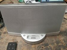Bose SoundDock Series II 2 Digital Music System Speaker Dock SILVER