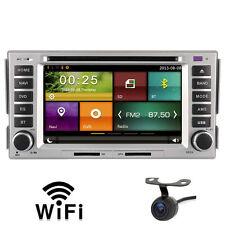 Car DVD GPS Navigation Headunit Stereo For Hyundai New Santa Fe 2006-2012