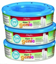 Playtex Diaper Genie Refill, 270 count (pack of 3 ,810 Total)