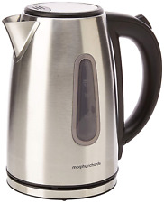 Morphy Richards Equip Jug 102773 Electric Kettle Brushed, Stainless Steel, 3000