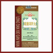 Long Dan Xie Gan Wan - Gentiana Formula