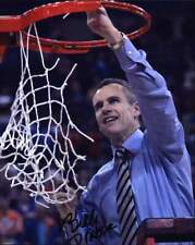 Billy Donovan signed NBA basketball 8x10 photo W/Certificate Autographed 002
