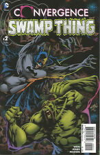 SWAMP THING # 2 CONVERGENCE: ITS NOT EASY BEING GREEN, COVER A. DC COMICS