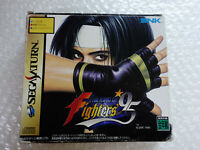 The King of Fighters 95 Ram Pack Sega Saturn Japan