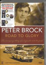 PETER BROCK ROAD TO GLORY - NEW & SEALED REGION 4 DVD FREE LOCAL POST