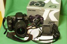 Pentax K-3 23.4MP Digital SLR Camera with 16-45mm f/4 lens Shutter Count 7791