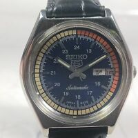 Vintage Seiko 5 Mechanical Automatic Movement Day, Date Dial Mens Watch A93