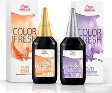 Wella Professional Colour Fresh 75ml Hair Colour Semi Permanent