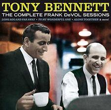 Tony Bennett - Complete Frank Devol Sessions [New CD] Spain - Import