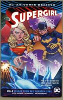 GN/TPB Supergirl Volume 2 Two 2017 vf/nm 9.0 DC 1st 148 pgs Rebirth Batgirl