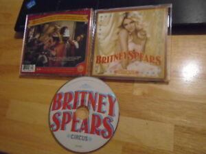 Britney Spears CD Circus BONUS TRACK Radar KESHA Debi Nova womanizer Kinnda !