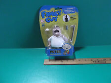 """Family Guy PETER 5""""in w/ Create-A-Figure Death's Sickle 2013"""