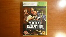 2517 Xbox 360 Red Dead Redemption Game of the Year Edition PAL