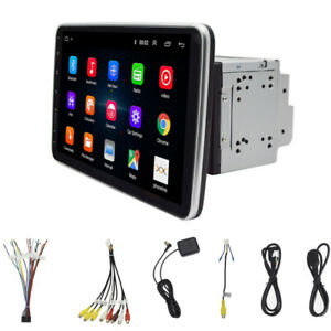 "10.1"" 360° Screen 12V 10A 2DIN Android 9.1 Car Multimedia Radio GPS Navi 1G+16G"
