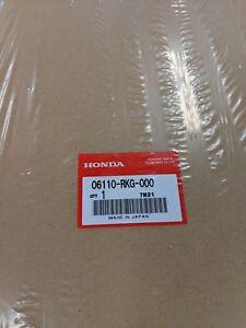 06110RKG000 Acura OEM 10-13 MDX 09-12 RL 09-14 TL Front Cylinder Head Gasket KIT