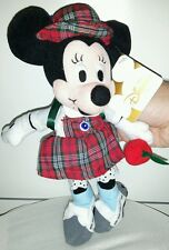 SEPTEMBER BIRTHSTONE MINNIE PLUSH DISNEY 23Cm. Peluche Topolino Mickey Mouse