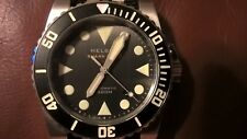 Helson shark 42mm diver watch