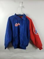 Starter MLB Chicago Cubs Button Up Jacket- Size Small GOOD CONDITION