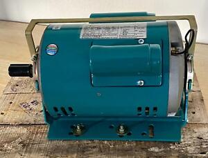 Brand New 240volts resilient mounted motor for Boxford AUD BUD CUD lathes 1HP