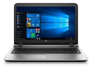 HP Probook 455 G3 AMD-A8 HDD 500/8GB Win10 Office 2019