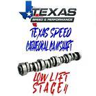 Texas Speed Gm Truck Stage 4 Tsp Cam Low Lift Camshaft Vortec Ls 4.8 5.3 6.0 6.2