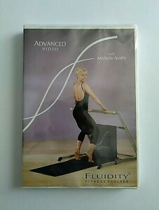 FLUIDITY FITNESS EVOLVED ADVANCED VIDEO DVD